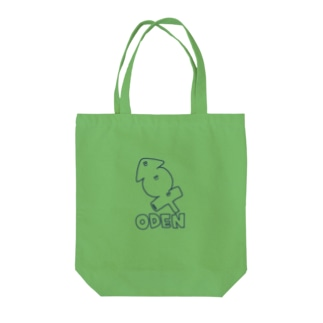 ODEN串タイプ Tote bags