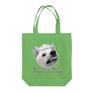 媚びない2 Tote bags