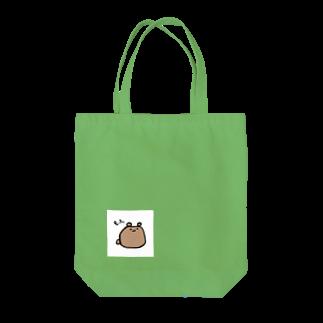 もふもふのもふくま Tote bags