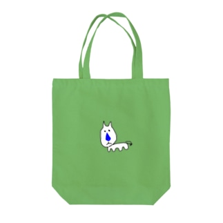 ウカガウウマ Tote bags