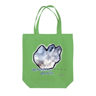 MINERAL MANIA Tote bags