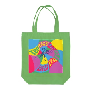 TRANCE Tote bags