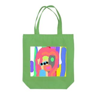 カナシミガール Tote bags