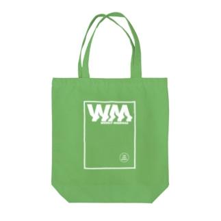 選べるトートバッグ(Whiteロゴ) Tote bags
