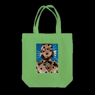 h00n00byhononneのH00N00byhonome🥶🗺 Tote bags