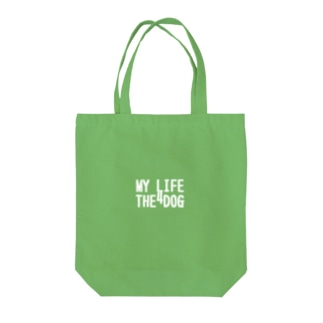 MY LIFE 4 THE DOG Tote bags