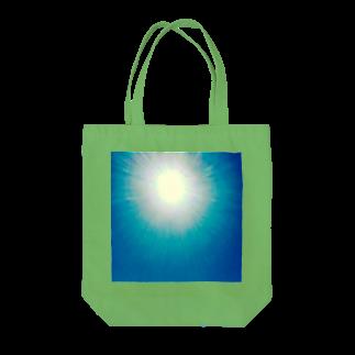 mixethnicjamamaneseのMixEthnicJamanese 太陽 Tote bags