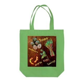 タイハーブ② Tote bags
