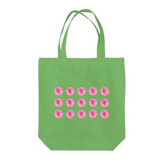 並びお花 Tote bags