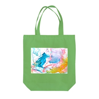 To the forest Tote bags