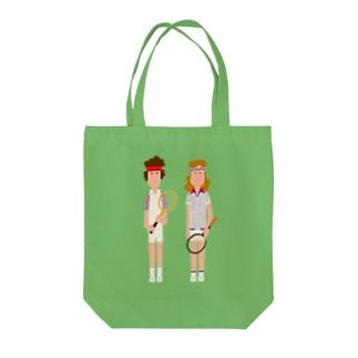 McEnroe & Borg Tote bags
