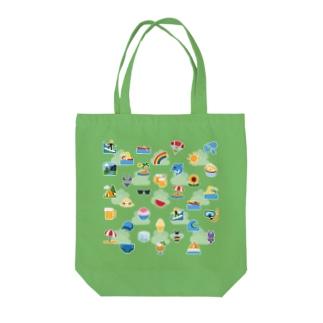 🍉 絵文字 エンドレス サマー 🏖 Tote bags