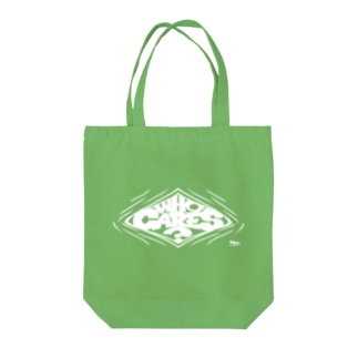 WHO-CARES?(W) Tote bags