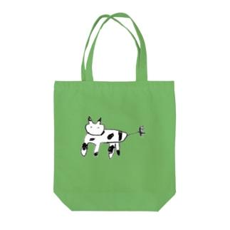 かわいい動物 Tote bags