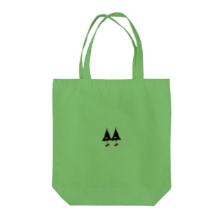 こうもり傘小僧ツヴァイ Tote bags