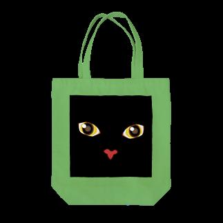 キャッツハンド:suzuriショップのくろくろ Tote bags