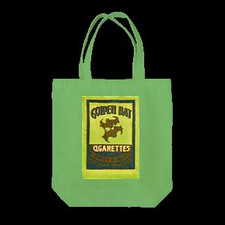 東風のゴールデンバット Tote bags