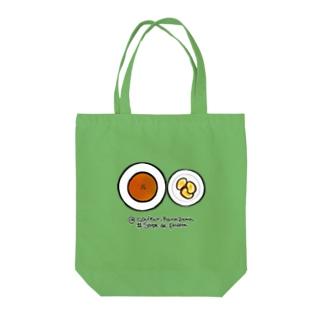 スープドポワソン Tote bags
