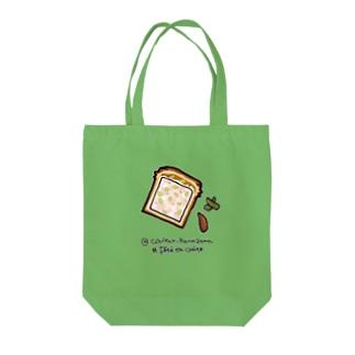 ホロホロ鶏のパテアンクルート Tote bags