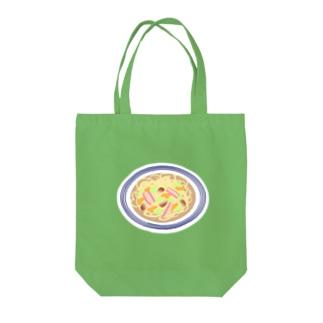 ちゃんぽん Tote bags