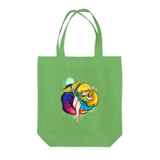夢の子 Tote bags