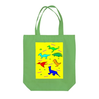 FD/Dinosaurs~ダイナソー~ Tote bags