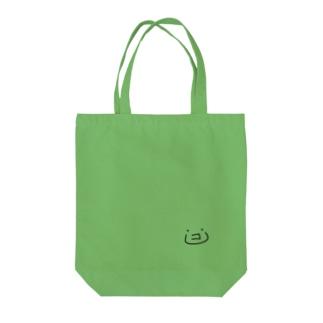 カタカナんシリーズ 『コっさん』 Tote bags