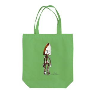 ibeetのロボット2 Tote bags