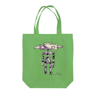 ibeetのロボット3 Tote bags