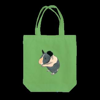 Leee_sanのスキニーギニアピッグ Tote bags