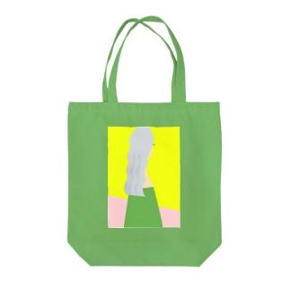 MATSUGE Tote bags