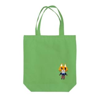 あつまれキャットCの森 Tote bags