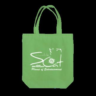 club MERCURYのScramble Cat Tote bags