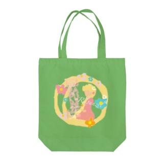 ラプンツェル👸🏼 Tote bags