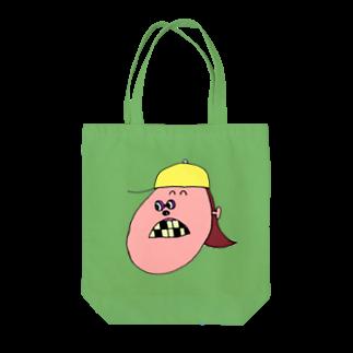 岩渕ケーシンofficialstoreの【木尻 徹さん】 IWBCch Tote bags