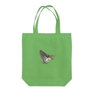 アゲハチョウ Tote bags