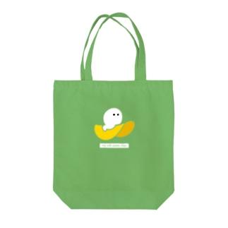 ポテトチップスと旅 Tote bags