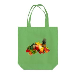 果物 Tote bags