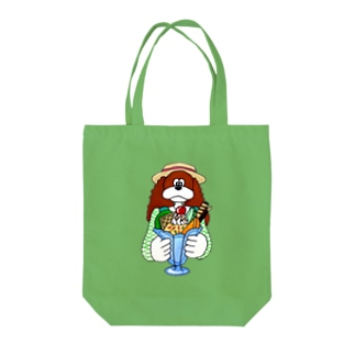 パフェちゃん Tote bags