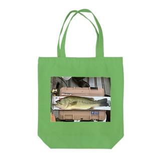 ヤッたねー‼️ Tote bags