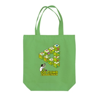 impossible problem 06 Tote bags