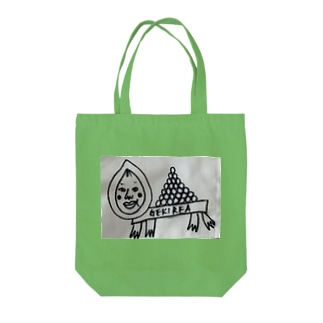 スゥさん。GEKIREA Tote bags
