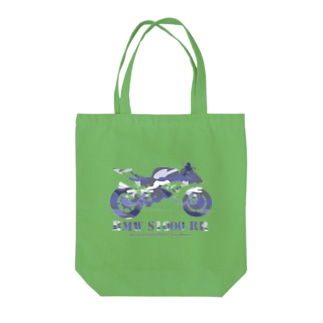 BMW S1000 RR Tote bags