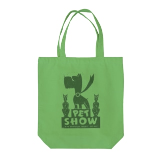 PD selectionのヴィンテージポスタートートバッグ(Pet Show) Tote bags