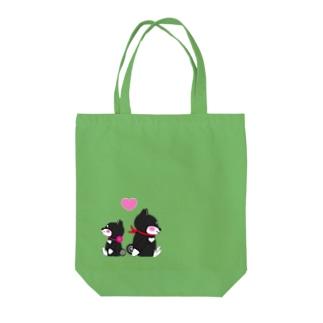 おててをつなぎたい季節に❤︎ Tote bags