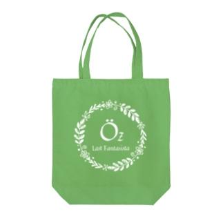 ラストファンタジスタ濃色用 Tote bags