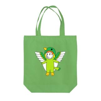 ブタトギス(天然記念豚) Tote bags