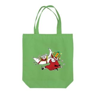 プレゼント Tote bags