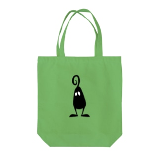 BadaBada - Friends from the Shadows (そわそわ) Tote bags