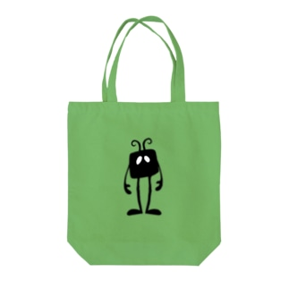 BadaBada - Friends from the Shadows (待っている) Tote bags